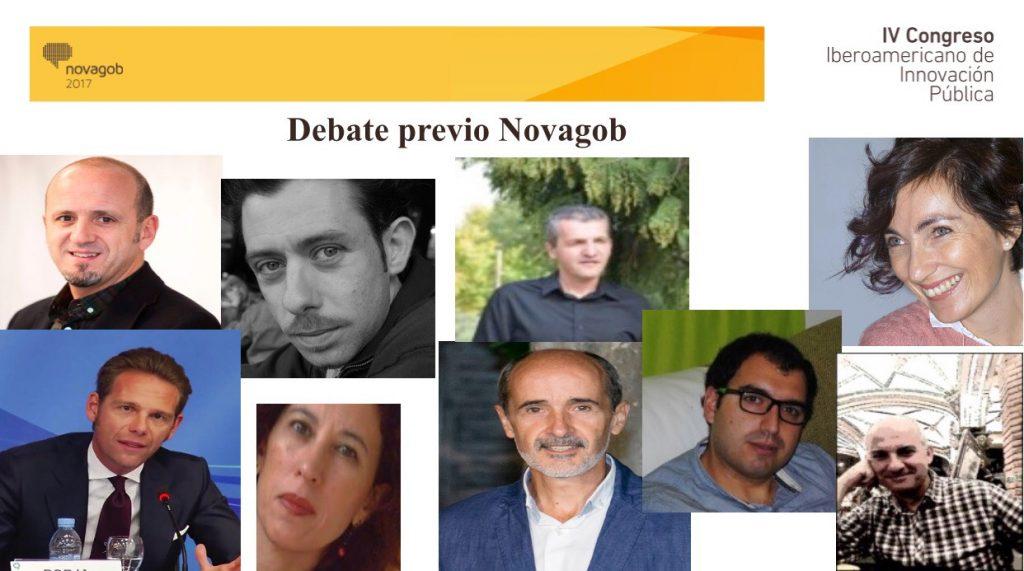 Muchas Verdades y algunas Mentiras en el Congreso Novagob 2017